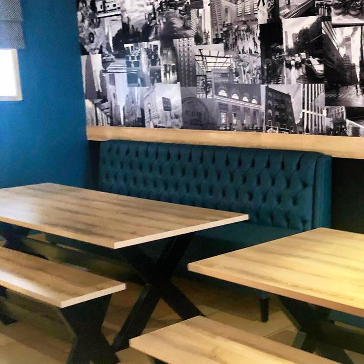 Coffee Shop Design:  Gastronomy by CS DESIGN, Modern