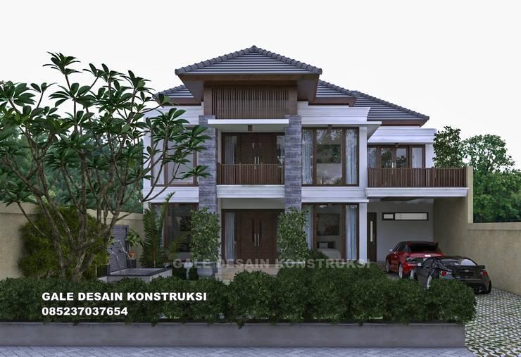 Rumah Tropis:   by Gale Desain Konstruksi
