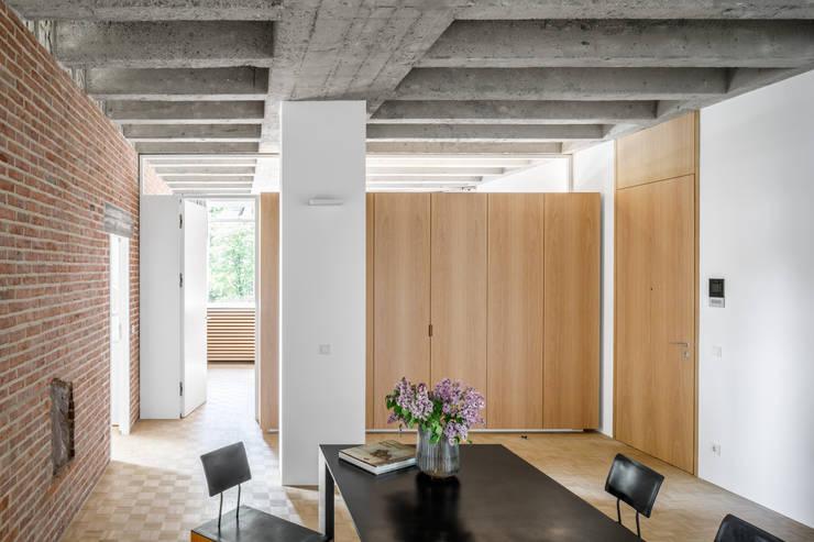 Phòng ăn theo Corneille Uedingslohmann Architekten, Hiện đại