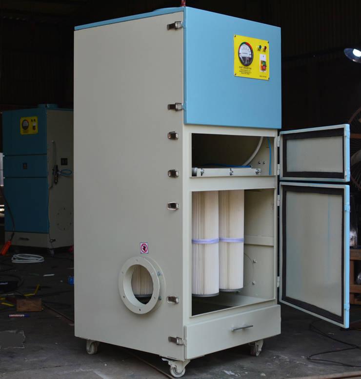 Tủ lọc bụi công nghiệp Dust Collector:   by Công Ty Thiết Bị Công Nghiệp Thuận Phong - TPclean