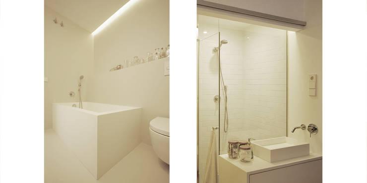 حمام تنفيذ Abrils Studio