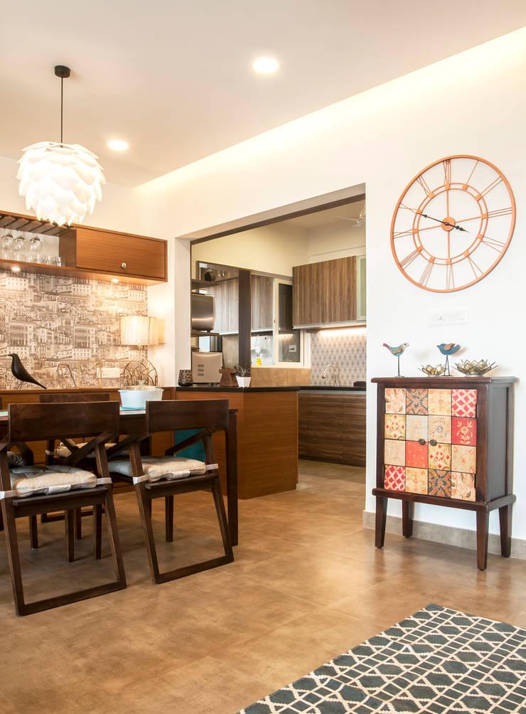 modern Kitchen by Decode Architecture