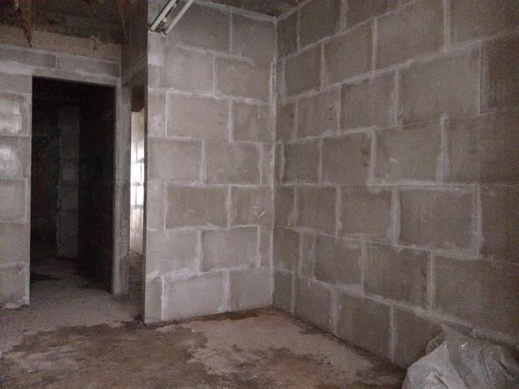石磚牆光滑完整:   by 寶瓏室內裝修有限公司