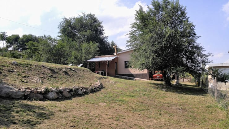 parque:  de estilo  por Cortinez Lourenço Consultora Inmobiliaria