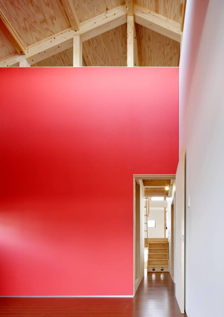 Bedroom by 一級建築士事務所 アリアナ建築設計事務所, Modern