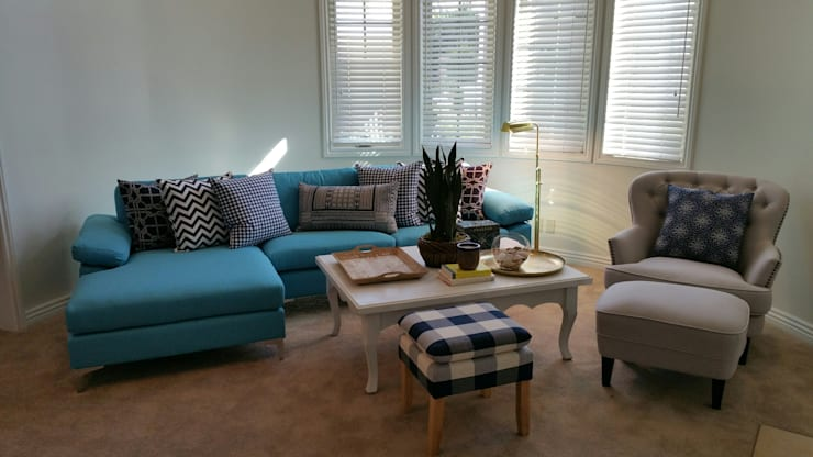 Redondo Beach Rental:  Multimedia room by DarDesign