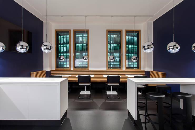 Mitarbeiterbistro:  Bürogebäude von IONDESIGN GmbH