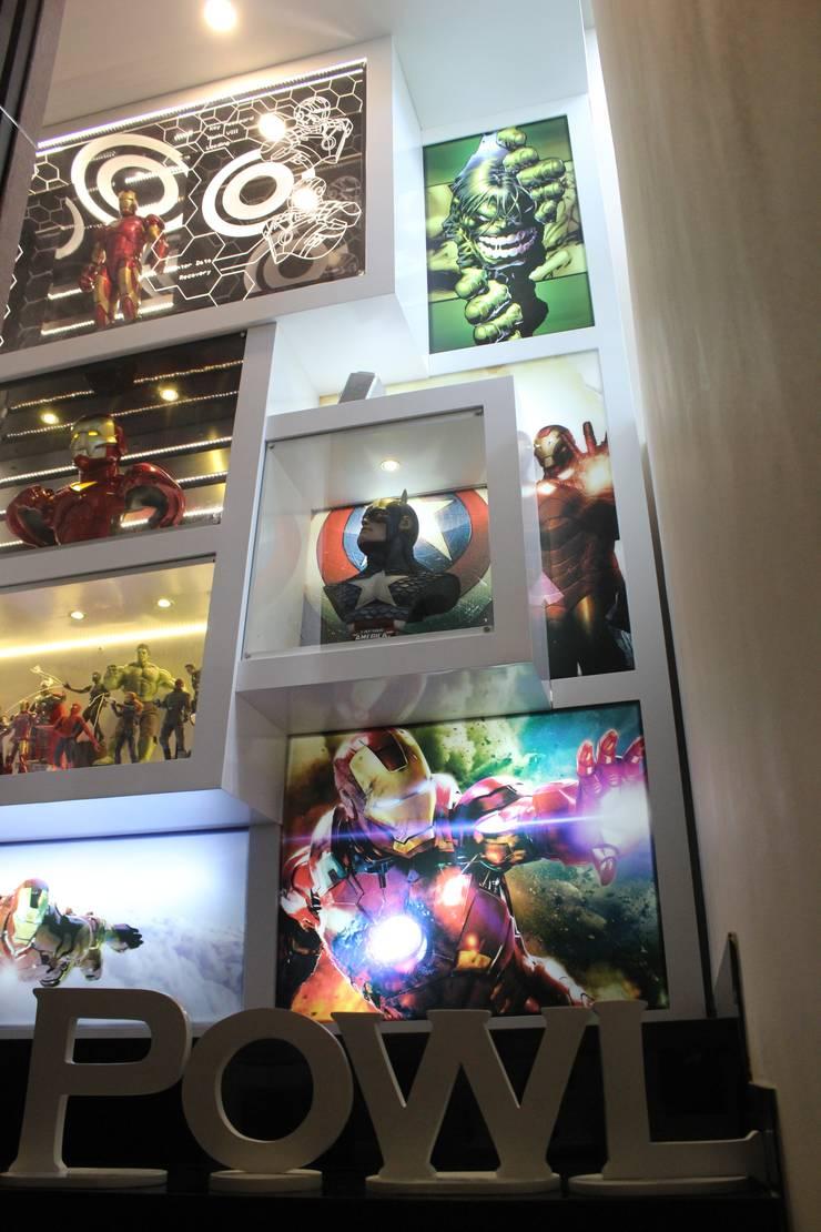 Avengers:   by POWL Studio