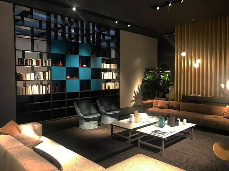 Salon moderne par Formarredo Due design 1967 Moderne