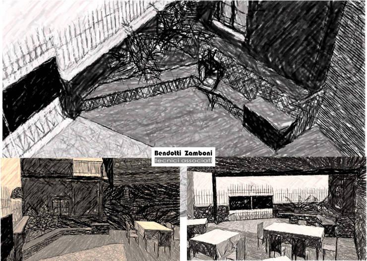 modern  by BENDOTTI ZAMBONI Tecnici Associati, Modern