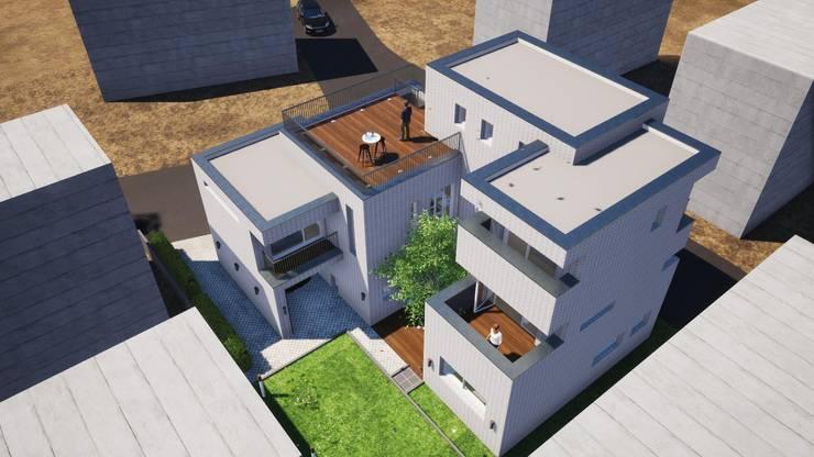 G house: 건축사사무소 어코드 URCODE ARCHITECTURE의