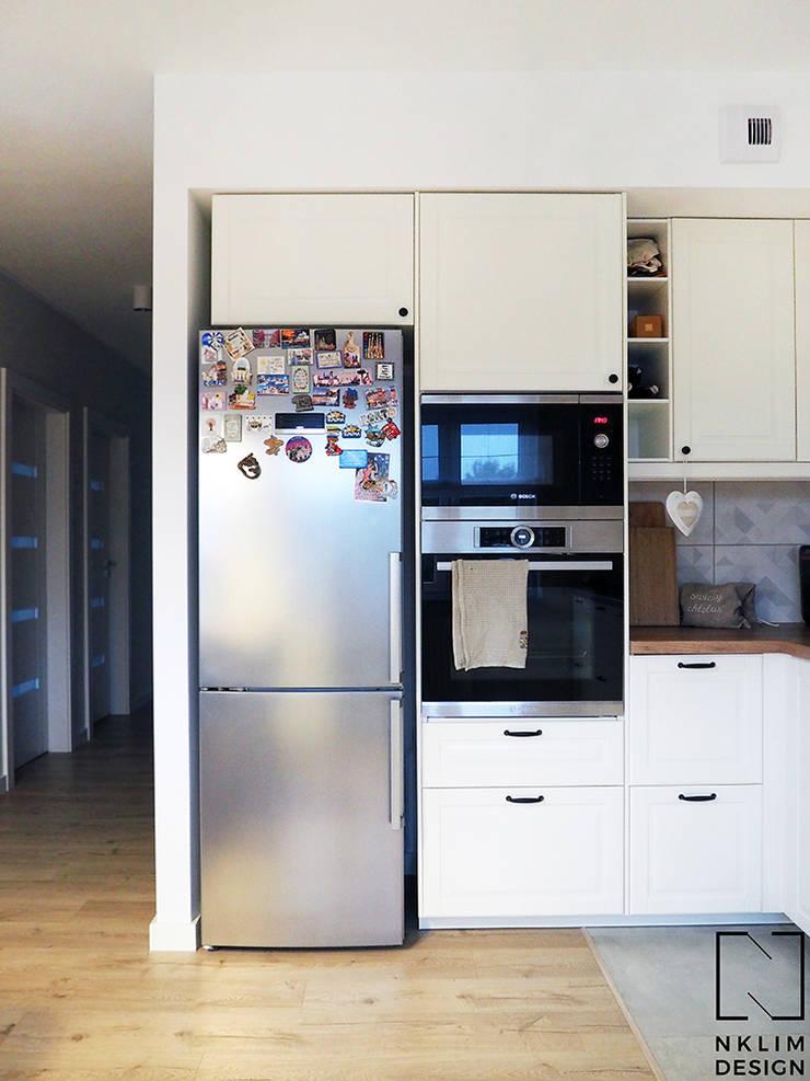 nklim.designが手掛けたキッチン