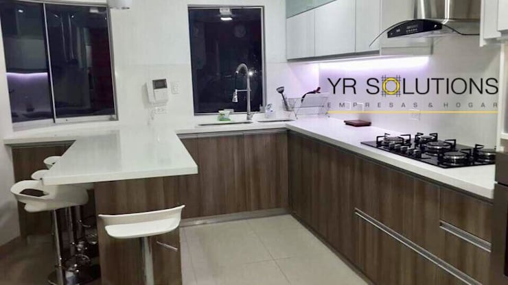 Kitchen by YR Solutions