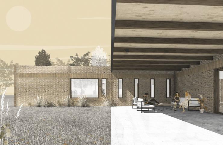 Render 2:  de estilo  por D01 arquitectura