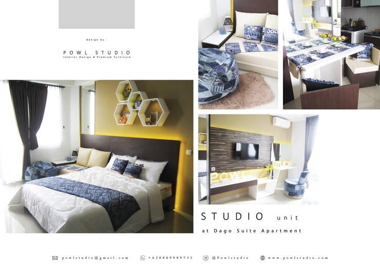 Dago Suite Batik studio:   by POWL Studio