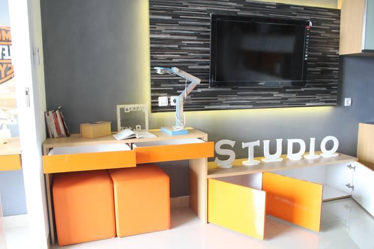 Dago Suite – Harley Davidson Oleh POWL Studio Industrial