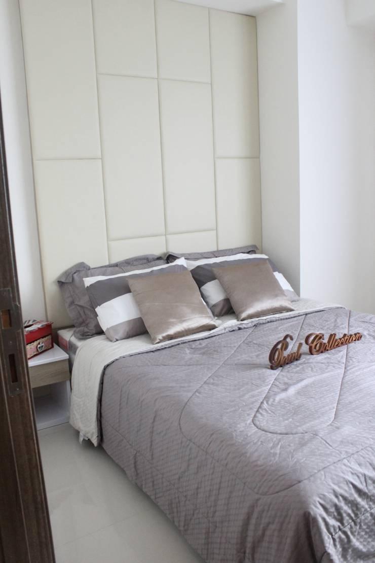 Galeri Cimbuleuit III – Tipe 2 Bedroom Maple:   by POWL Studio