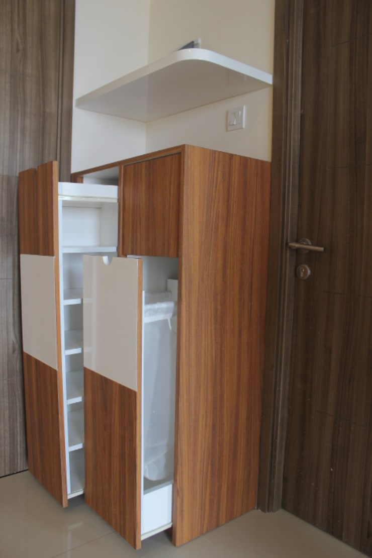 Galeri Ciumbuleuit III – Tipe 3 bedroom:  Household by POWL Studio