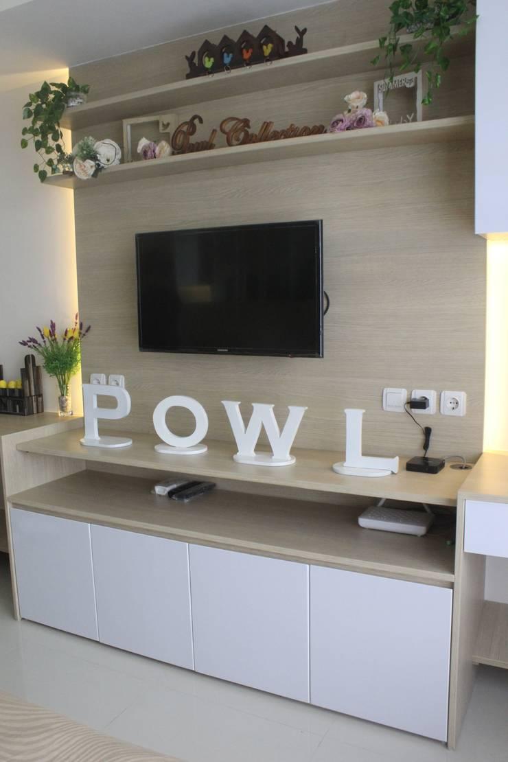 Galeri Ciumbuleuit III – Tipe Studio:  Electronics by POWL Studio