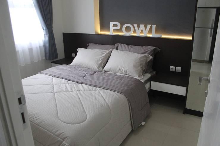 Bedroom by POWL Studio