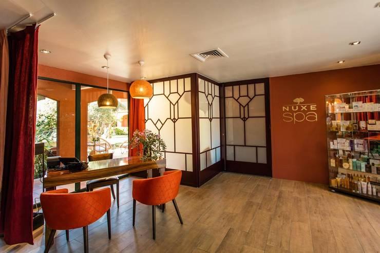 Color terracota para paredes y decoraci n de interiores - Decoracion de paredes colores ...