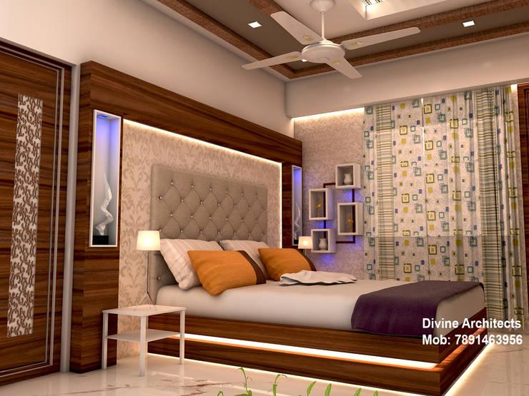Son_ S Bed Room Interior Design For Mr. Ramavtar Khunteta