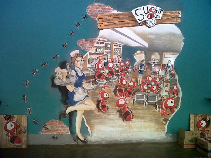 Sugar Ant:   by POWL Studio