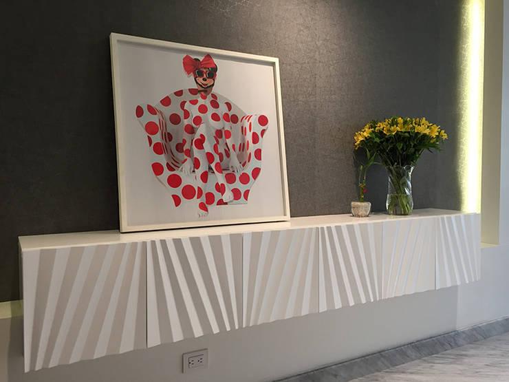El Golf: Arte de estilo  por Cecilia Fernandini Estudio,