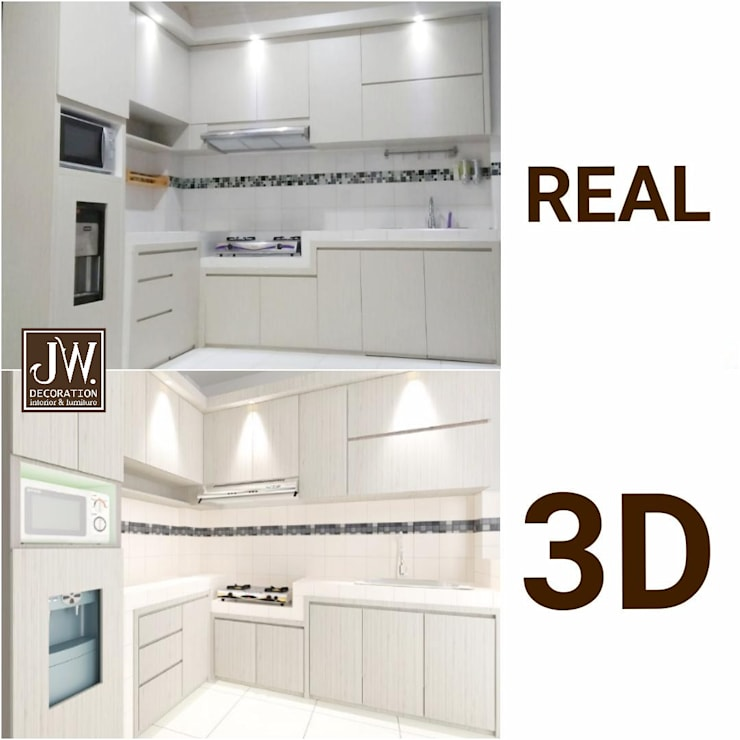 Kitchen by JW Decoration,