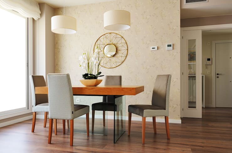 Dining room by Noelia Villalba