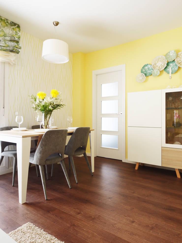 Dining room by Noelia Villalba
