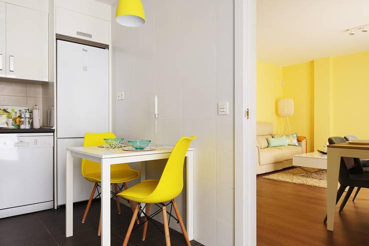 Kitchen by Noelia Villalba