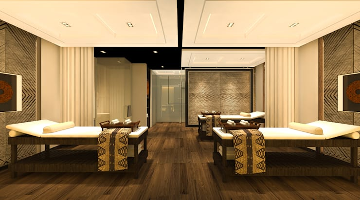 SPA V Hotel :   by PT. DAA INTERPLAN INDONESIA