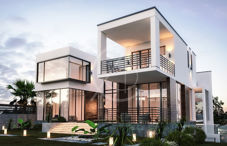 Villas by Comelite Architecture, Structure and Interior Design