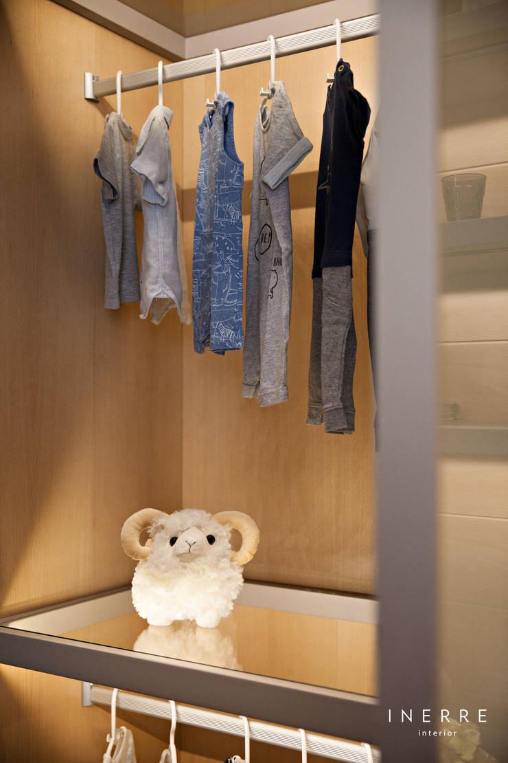 Nursery/kid's room by INERRE Interior