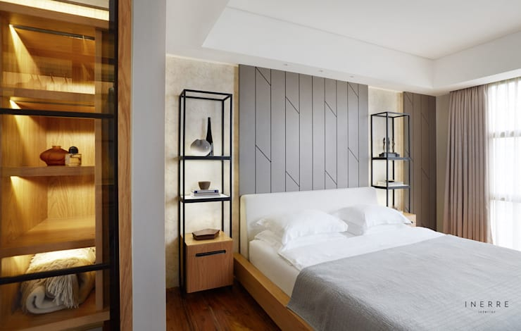 modern Bedroom by INERRE Interior