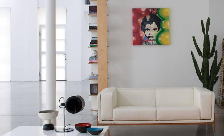 Matrix家具意大利品牌,奢華高檔設計:  客廳 by 北京恒邦信大国际贸易有限公司