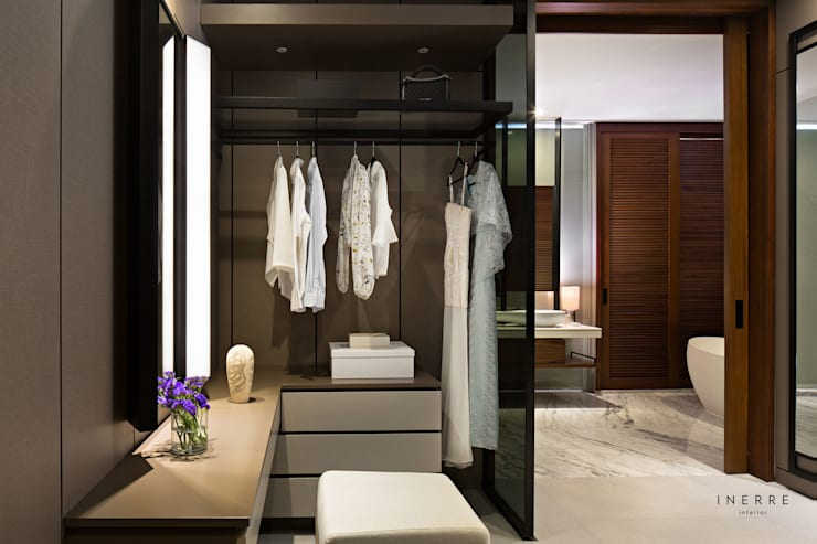 modern Bedroom by INERRE Interior