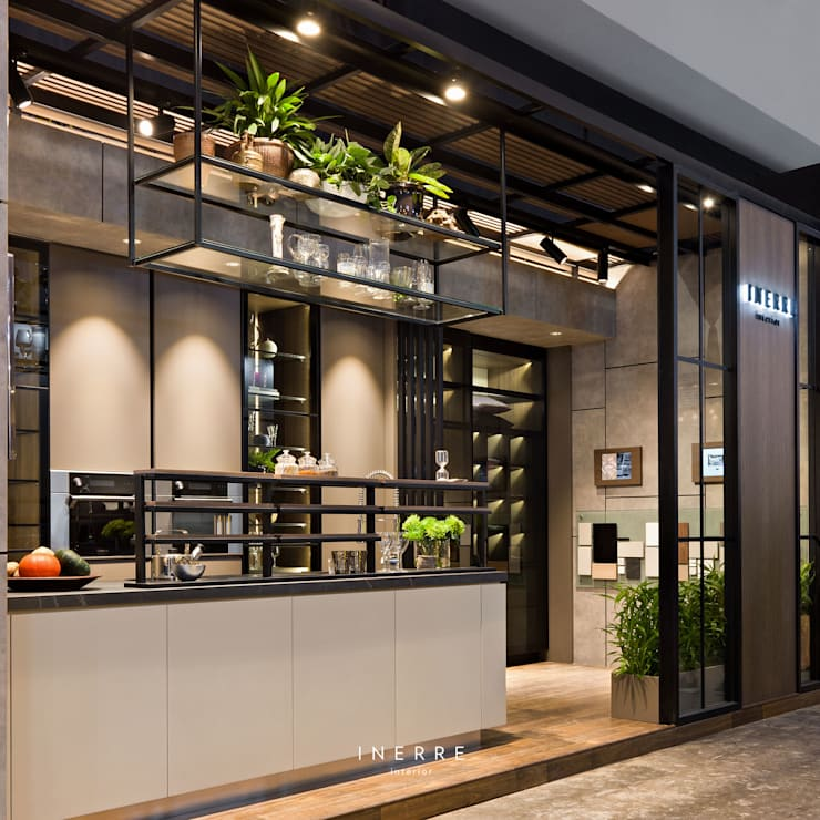 Kitchen units by INERRE Interior