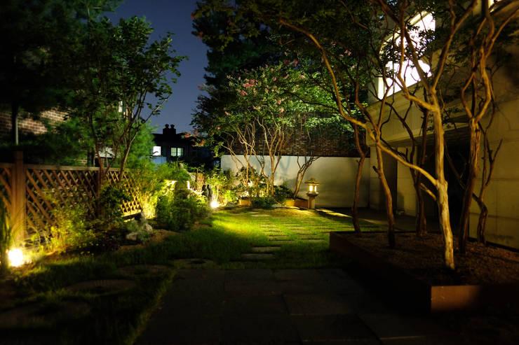 서래마을 아델스빌: 폴앤블랭크의  정원