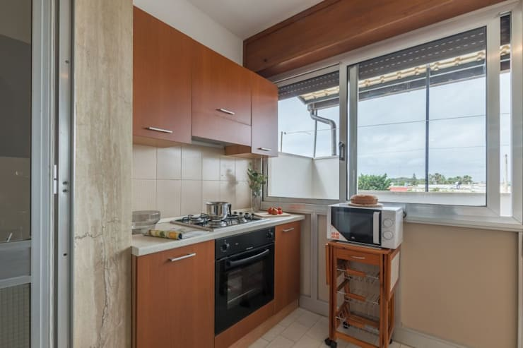 Кухни в . Автор – Anna Leone Architetto Home Stager,