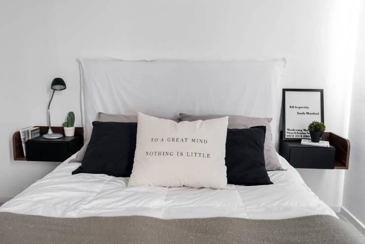 Diseño Integral Obra Mendoza: Dormitorios de estilo  por Bhavana