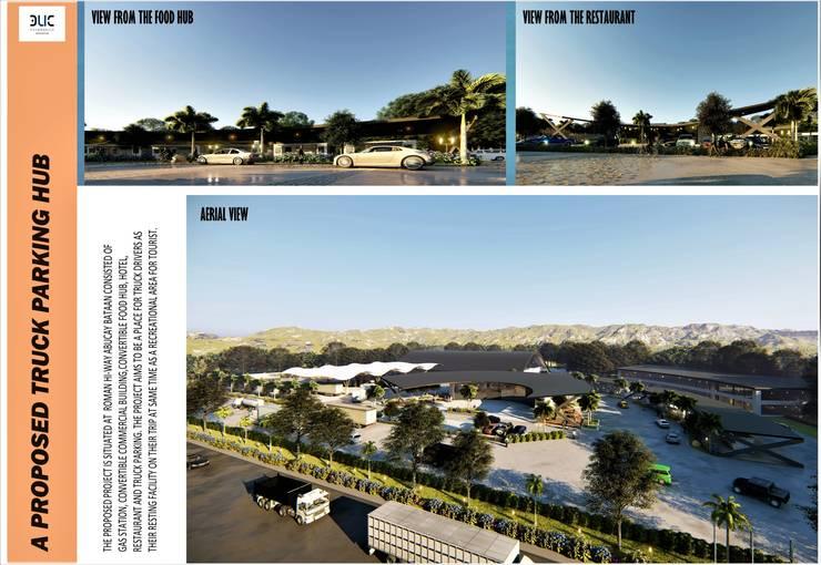 Commercial Spaces by E.V.Casbadillo Arquitectura