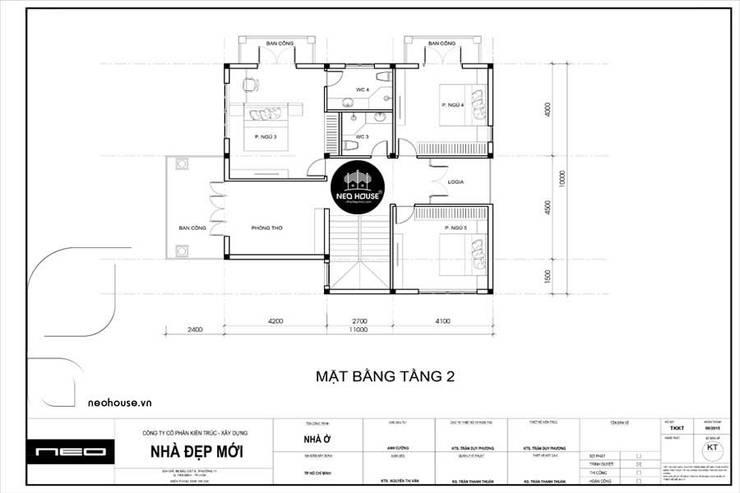 Biệt Thự Vườn Mái Thái 2 Tầng Tại Quận 9:   by NEOHouse