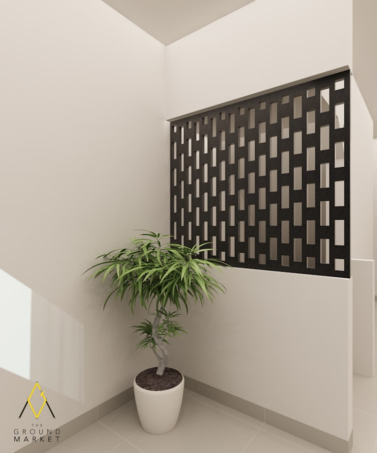 Feature Wall:   by The Ground Market