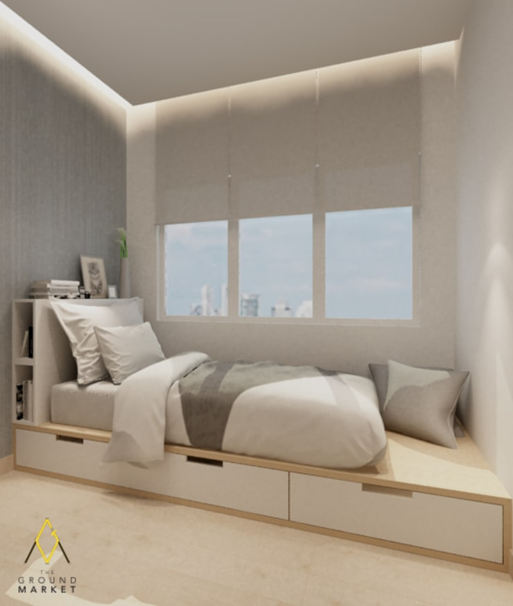 Kids Bedroom:   by The Ground Market