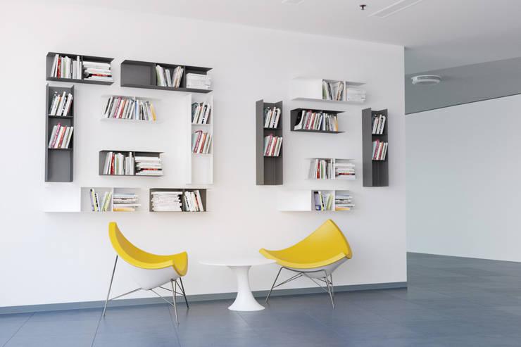 Modelo Invisilia - Composición: Salas de estilo  por BMAA
