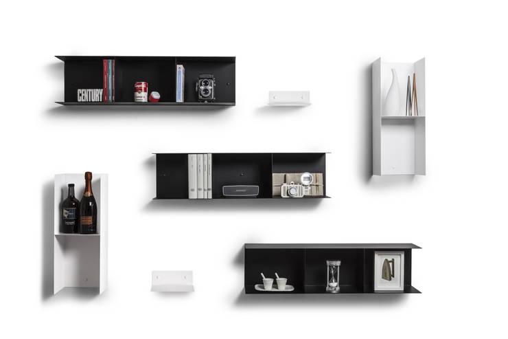 Modelo Invisilia: Salas de estilo  por BMAA