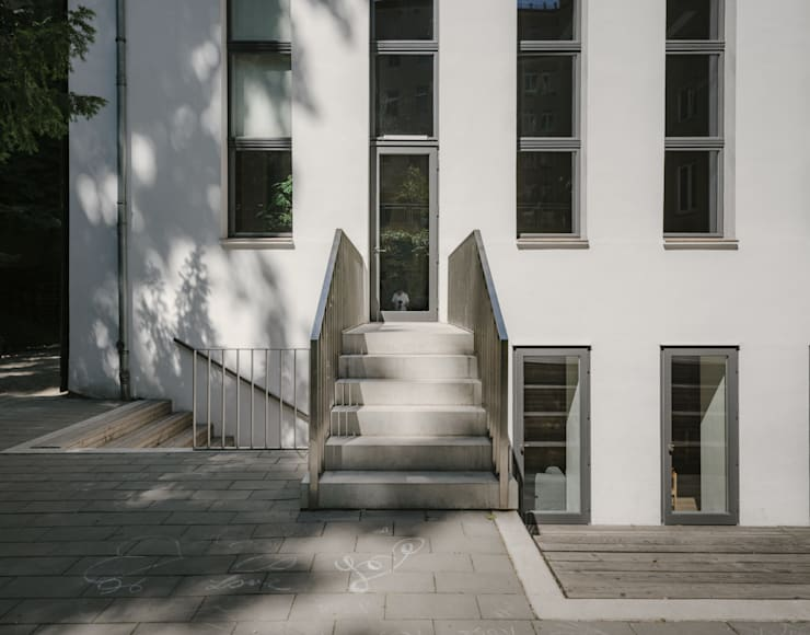 Stairs by JAN RÖSLER ARCHITEKTEN