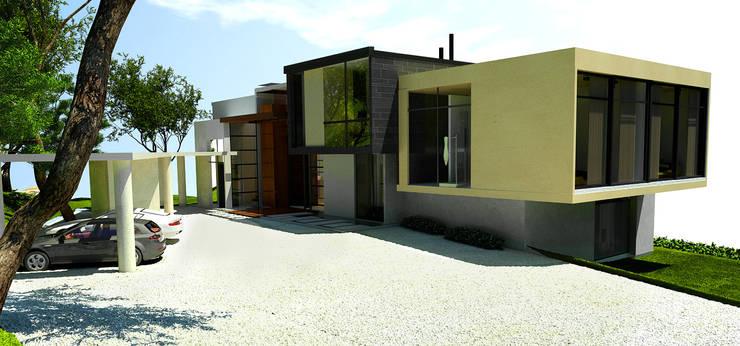 ACCESO:  de estilo  por IngeniARQ Arquitectura + Ingeniería